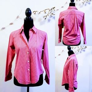 Ralph Lauren Petite button down shirt 6P🆕💋